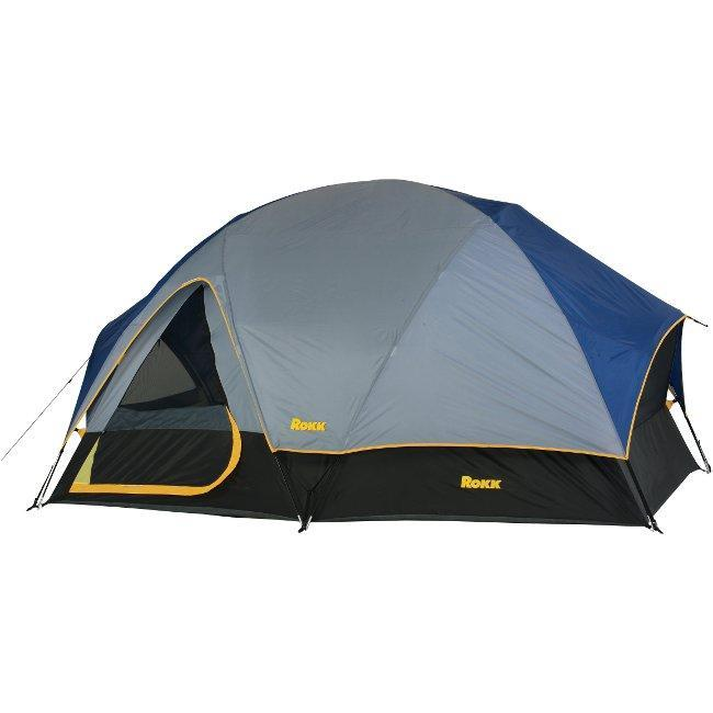 Rokk 'Bell Rock' 6-person 2-room Tent