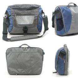 Ranipak 16-inch Ballistic/ Dobby Laptop Messenger Bag