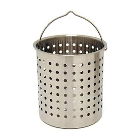 Bayou Classic 82-Qt. Perforated Basket