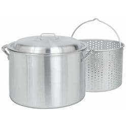 Bayou Classic 20-Qt. Stockpot with Small Holed