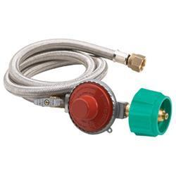 Bayou Classic Stainless Steel 48 Inch HP Hose