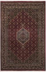 Hand-knotted Mandara New Zealand Wool Rug (9'6 x 1 - Thumbnail 2