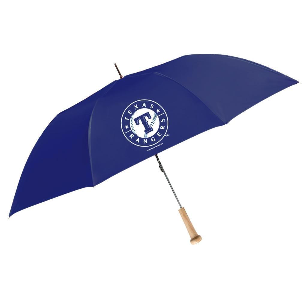 Coopersburg 48-in Texas Rangers Ballpark Bat Umbrella