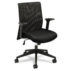 basyx by HON VL571 High-Back Work Chair with Mesh Back