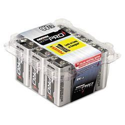 Rayovac Ultra Pro Alkaline Batteries- 9V- 12/Pack