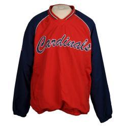 G3 Men's St. Louis Cardinals Pullover Jacket - Thumbnail 0
