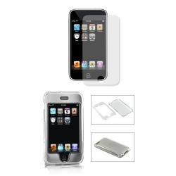 Apple iPod Touch 3rd Generation Protector Case with Screen Protector - Thumbnail 1