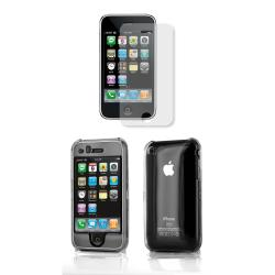 Apple iPhone 3rd Generation Protector Case with Screen Protector - Thumbnail 1