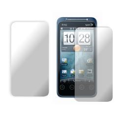 Premium HTC EVO Shift 4G Screen Protector (Pack of 2)