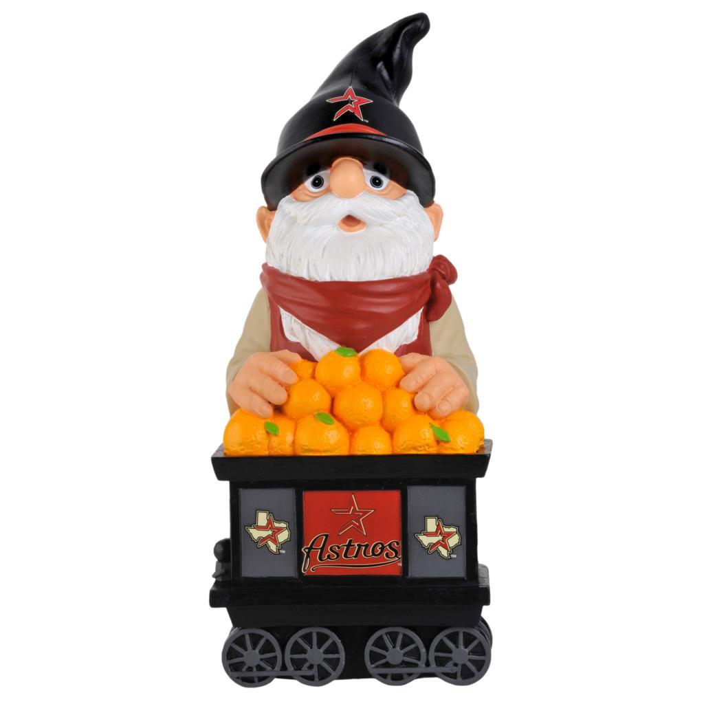 Houston Astros 11-inch Thematic Garden Gnome