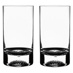 Orrefors Tee Tumbler Glasses (Set of 2) - Thumbnail 1