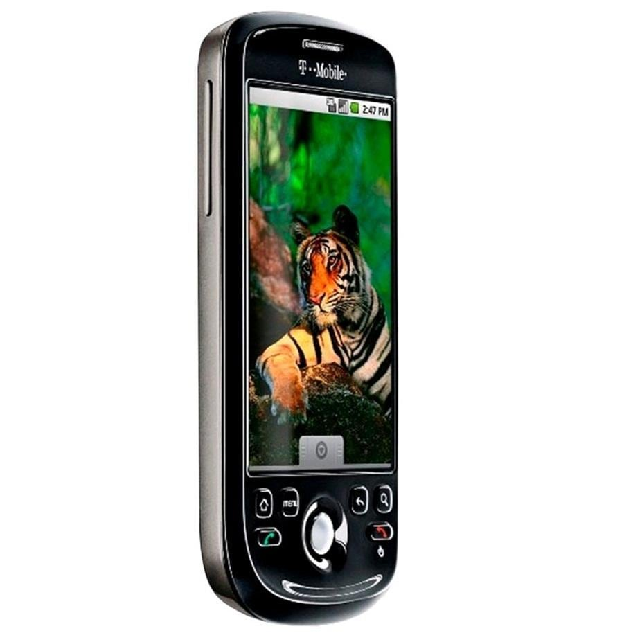 HTC MyTouch 3G Unlocked GSM Black Cell Phone