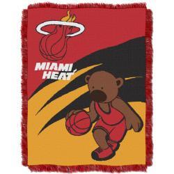 Northwest Miami Heat Woven Jacquard Acrylic Blanket - Thumbnail 0