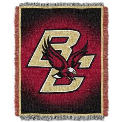 Northwest Boston College Eagles Focus Jacquard Throw - Thumbnail 0