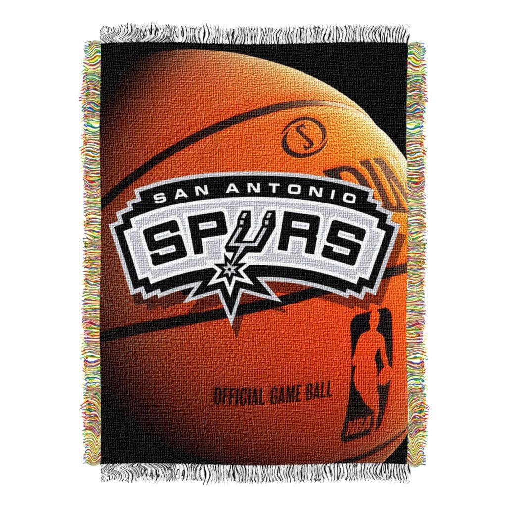 Northwest San Antonio Spurs Photo Tapestry Throw