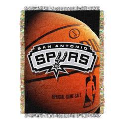 Northwest San Antonio Spurs Photo Tapestry Throw - Thumbnail 1