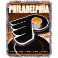 Northwest Philadelphia Flyers Woven Jacquard Blanket