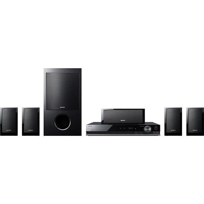 Sony BRAVIA DAV-DZ170 DVD Player Home Theater System (Refurbished)