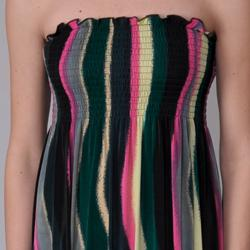 Happie Brand Juniors Smocked Tube Dress