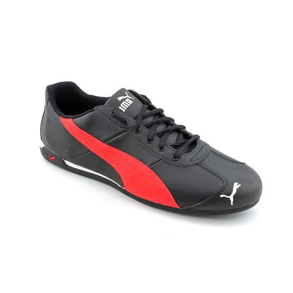 Puma Men's 'Repli Cat III Leather' Leather Athletic Shoe