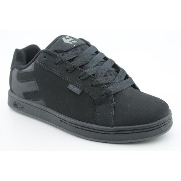 Etnies Men's 'Fader' Leather Athletic Shoe