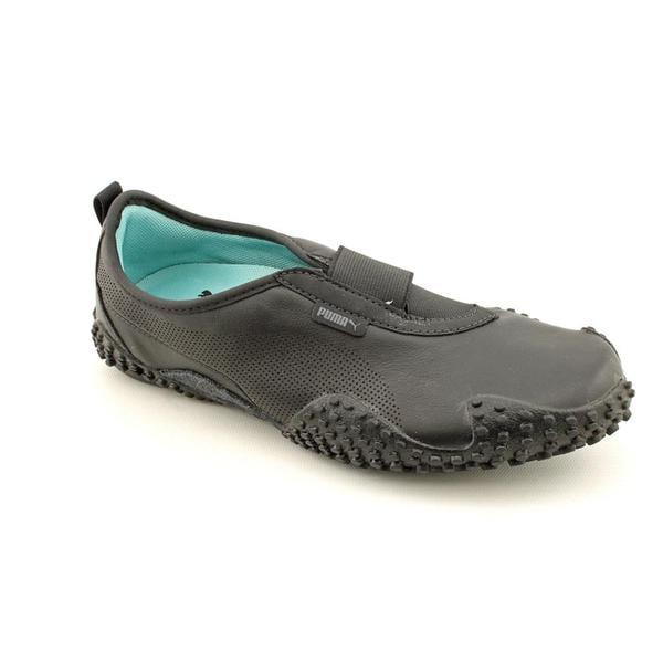 chaussures de sport 543d4 40a40 Shop Puma Women's 'Mostro Femme Perf L' Leather Casual Shoes ...