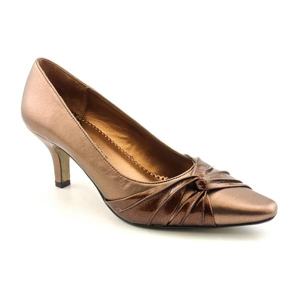Bella Vita Women's 'Geyser II' Leather Dress Shoes
