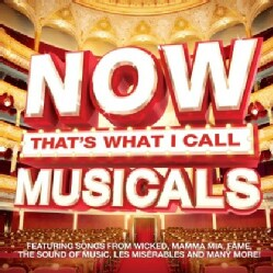 NOW THAT'S WHAT I CALL MUSICALS - NOW THAT'S WHAT I CALL MUSICALS