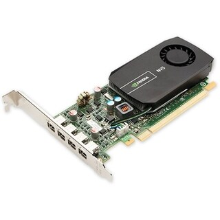 PNY Quadro NVS 510 Graphic Card - 2 GB DDR3 SDRAM - PCI Express 3.0 x