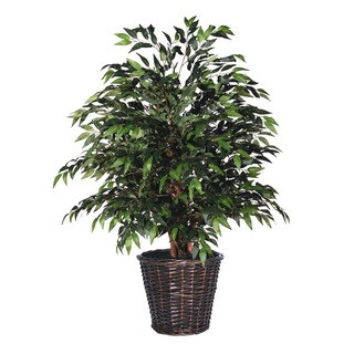 4-foot Extra Full Green Smilax Decorative Plant