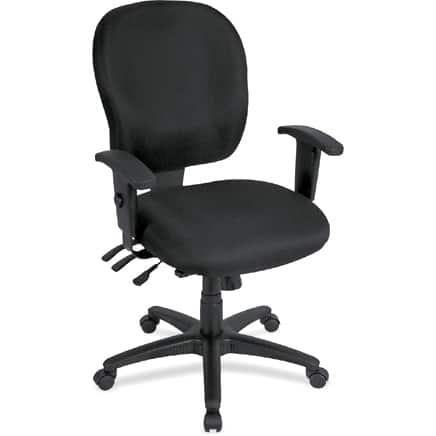 Eurotech Seating Racer Ergonomic Swivel Task Chair