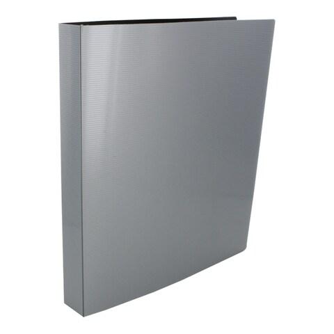 Wilson Jones Metallic Poly Opaque Presentation Binder (Pack 12)