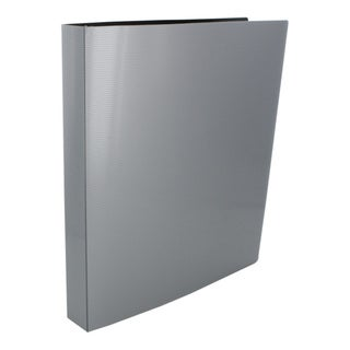 Wilson Jones Metallic Poly Opaque Presentation Binder (Pack 12)