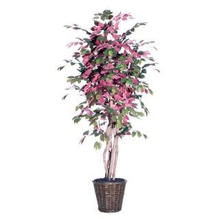 Capensia Executive 6-foot Silk/ Polyester Decorative Plant