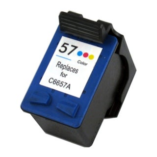 HP 57/ C6657AN Tri-color Ink Cartridge (Remanufactured)