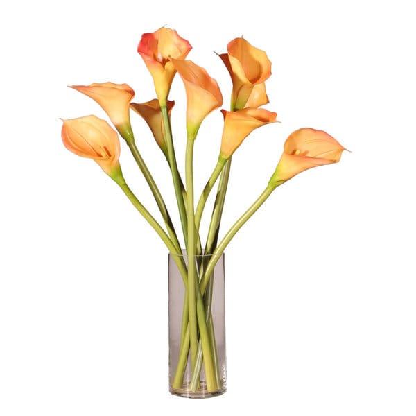 Calla Lilies Silk Plant