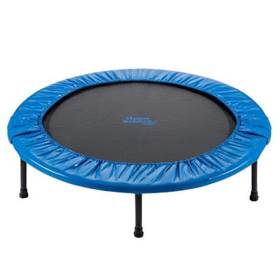 Upper Bounce 36-inch Mini Foldable Rebounder Fitness Trampoline