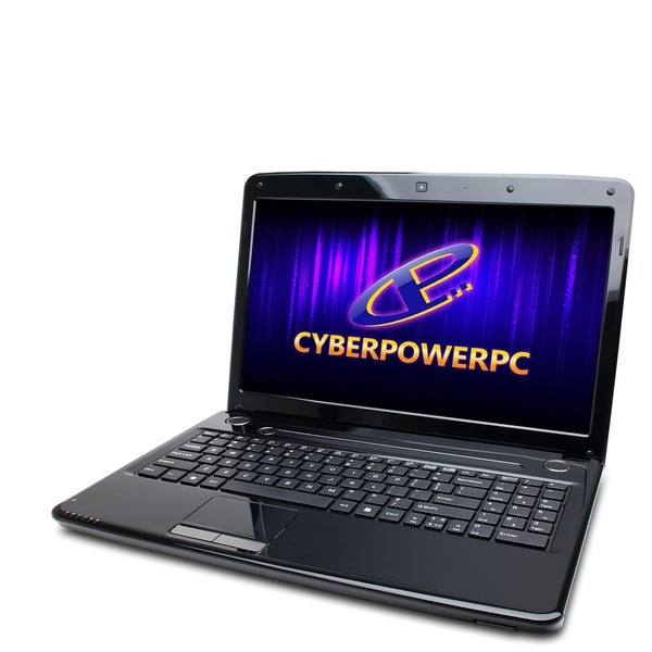 "CYBERPOWERPC Gamer Xplorer GXX6-9220 Intel i7 2.4GHz 750GB 15"" Notebook"