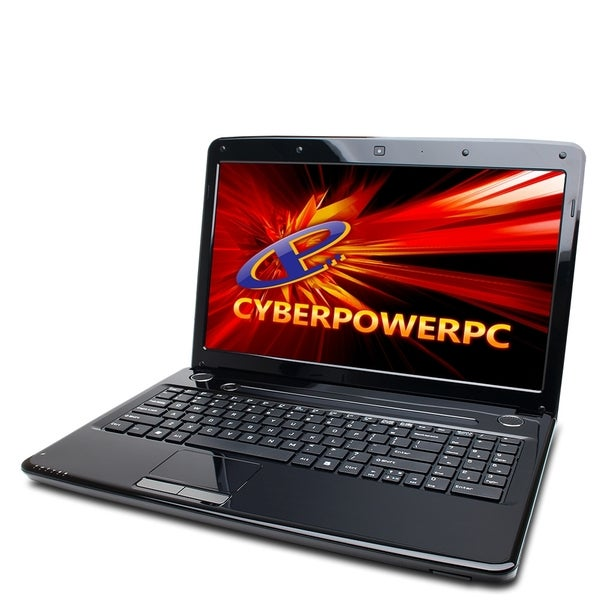 "CYBERPOWERPC Gamer Xplorer GXX6-9210 Intel i7 2.4GHz 500GB 15"" Notebook"