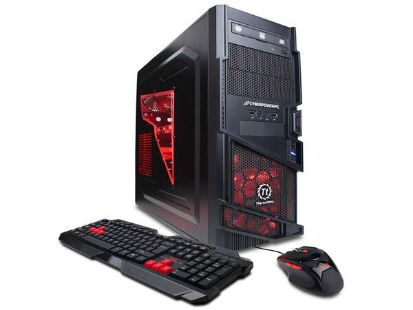 CYBERPOWERPC Gamer Ultra GUA380 AMD FX-4300 3.80 GHz Gaming Computer