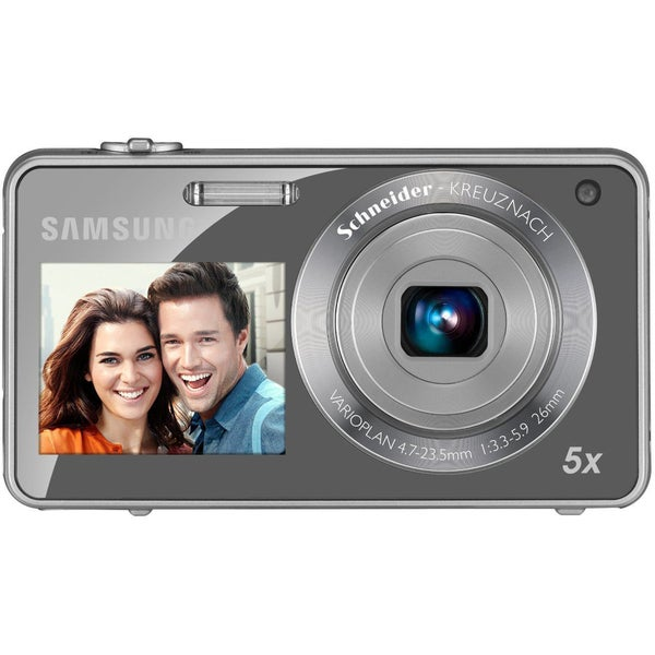 Samsung ST700 16.4MP Silver Digital Camera
