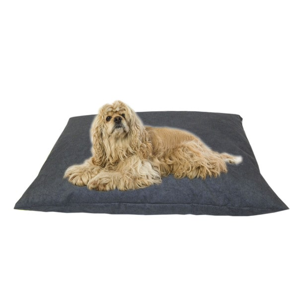 Carolina Pet Indoor/ Outdoor Blue Pet Bed