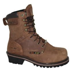 Men's AdTec Super Logger Brown (More options available)