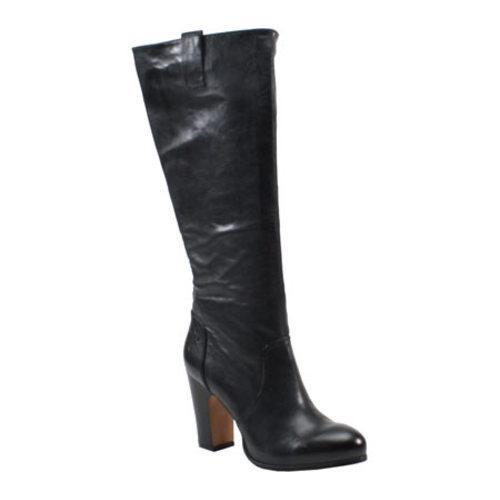 Women's Bronx All Nighter Black Leather