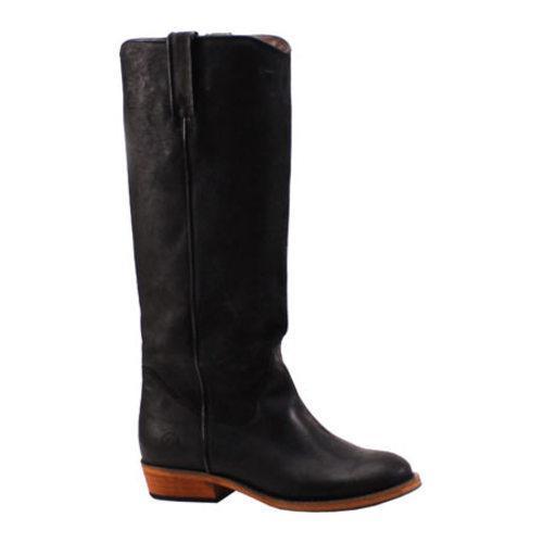 Women's Bronx Tam Mee Black Leather