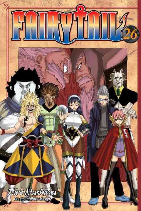 Fairy Tail 26 (Paperback)