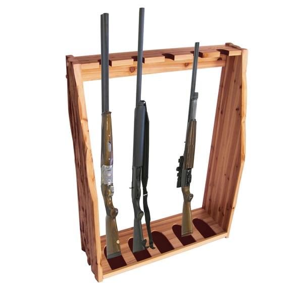 Rush Creek 5-Gun Rack - Free Shipping Today - Overstock.com - 14866178