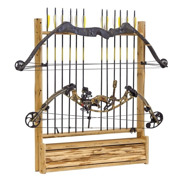 Rush Creek Bow and Arrow Rack