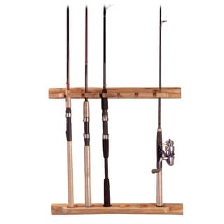 Rush Creek 6-Rod Horizontal/Vertical Rod Holder