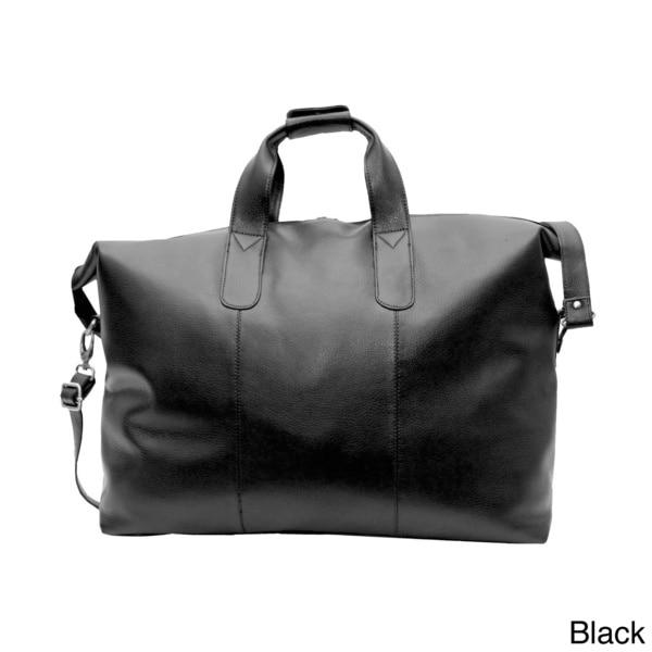 Kozmic 24-inch Leather Travel Duffle Bag